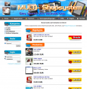 Multi Onlineshop System - Inkl. PayPal Anbindung